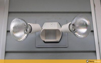 Home Security Outdoor Lighting Tips