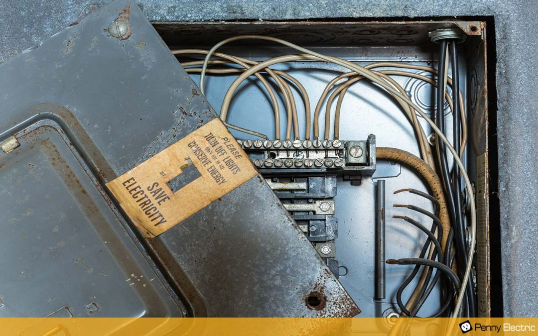 Common Electrical Problems in Older Las Vegas Homes