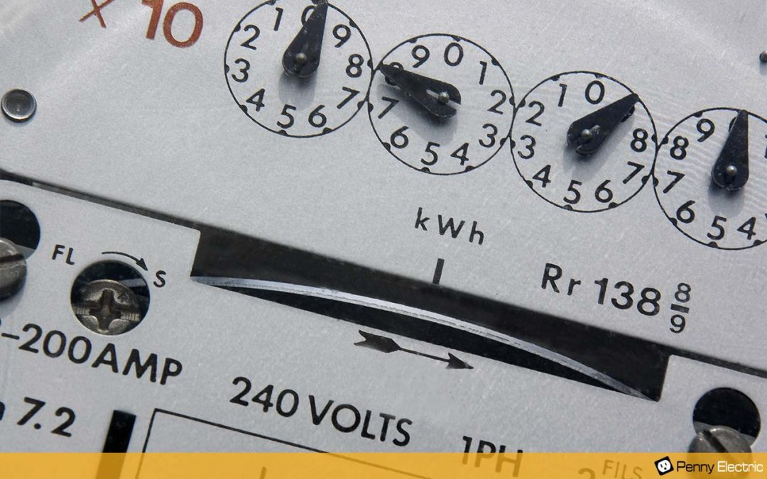 Penny Electric Energy Savings Winter Power Bill