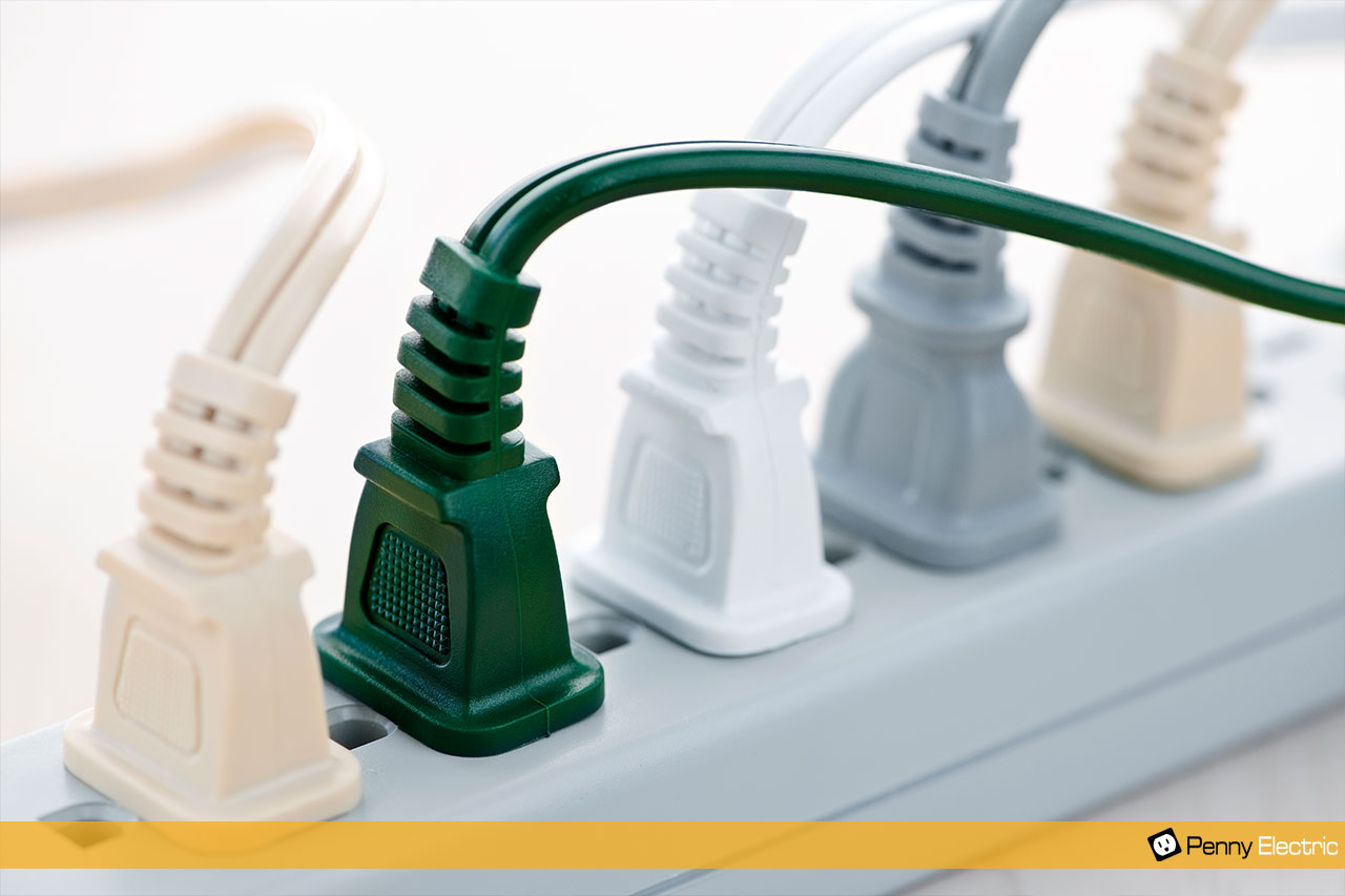 Basic Safety Guidelines For Using Power Strips Penny Electric Electrical And Wiring