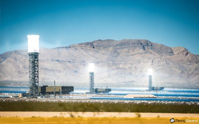 Solar Thermal Power – How The Ivanpah Solar Power Facility Works