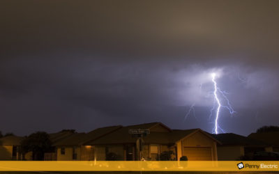 What Happens When Your House Gets Struck by Lighting?