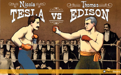 Edison Vs. Tesla: The War of Currents