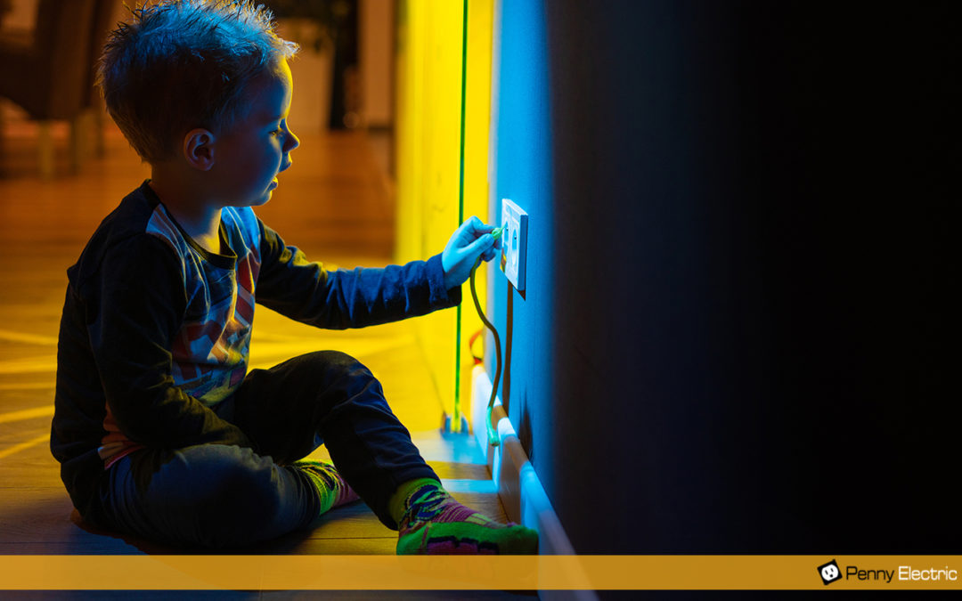 Teaching Your Children About the Dangers of Electricity