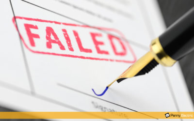 You've Failed an Electrical Inspection. Now What?